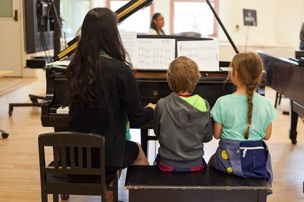 Music Explorers at Teachers College